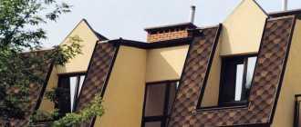Фото красивой крыши