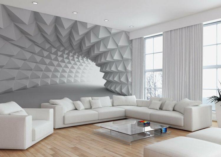 Увеличить комнату визуально, варианты